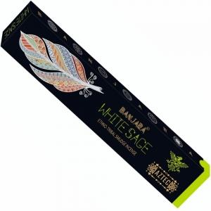 BANJARA 15gms - White Sage Incense