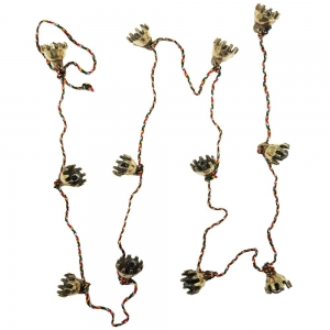 1.5cm Claw Bells on 100cm String