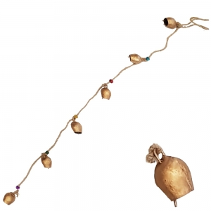 1m 6 Small Cow Bells String