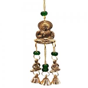 26cm Buddha Brass Bell Chime