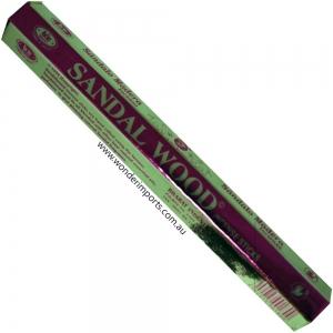 Bic Sandalwood Hexagon Incense