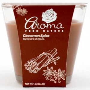 4oz Candle Cinnamon Spice