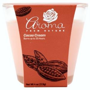 4oz Candle Cacao Cream