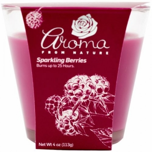 4oz Candle Sparkling Berries