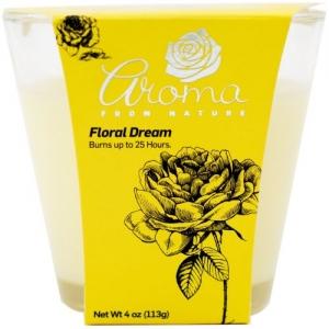 4oz Candle Floral Dream