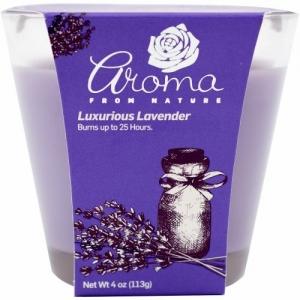 4oz Candle Luxurious Lavender