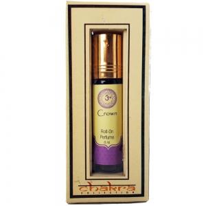 Chakra Perfume Oil 8ml Crown