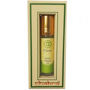 Chakra Perfume Oil 8ml Heart