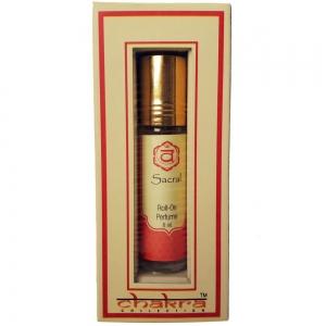 Chakra Perfume Oil 8ml Sacral