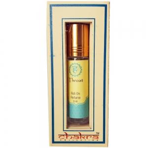 Chakra Perfume Oil 8ml Throat
