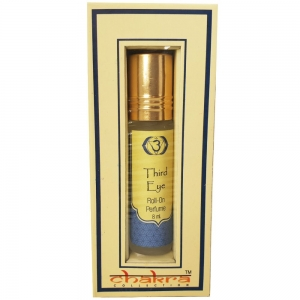 Chakra Perfume Oil 8ml Third Eye