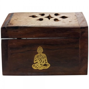 Buddha Cone Incense Burner