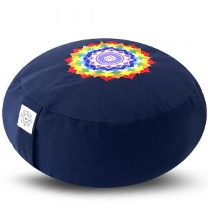 Chakra Lotus Meditation Cushion