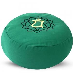 Heart Chakra Meditation Cushion