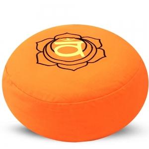 Sacral Chakra Meditation Cushion