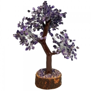20cm Jumbo Amethyst Wish Tree