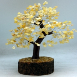 20cm Jumbo Golden Quartz Wish Tree