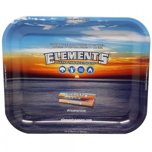 Elements Metal Rolling Tray Small 27.5 X 17.5cm