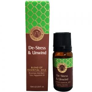 SOI Essential Oil Blend 10ml De-Stress & Unwind