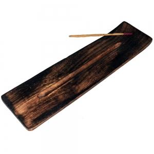 FLAT ASH CATCHER - Wooden 7.5cm x 28cm