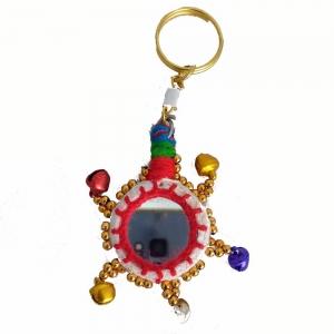 KEYRING - Mirror Bells Assorted