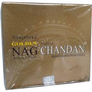 Golden Chandan Cones