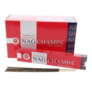 Golden Nag Champa 15gms