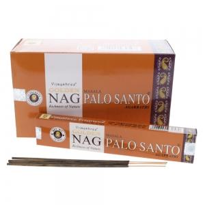 Golden Nag Palo Santo Incense 15gms