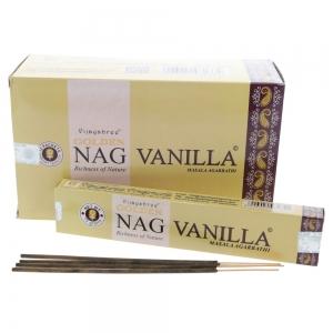 Golden Nag Vanilla 15gms