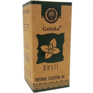 GOLOKA ESSENTIAL OIL - Basil 10ml