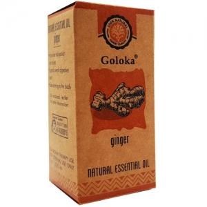 GOLOKA ESSENTIAL OIL - Ginger 10ml