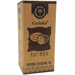 GOLOKA ESSENTIAL OIL - Nutmeg 10ml