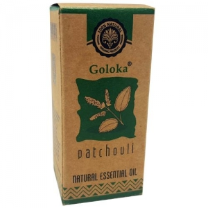 GOLOKA ESSENTIAL OIL - Patchouli 10ml