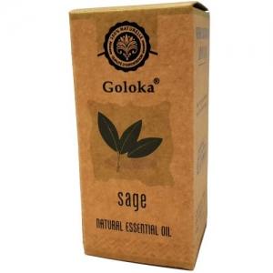 GOLOKA ESSENTIAL OIL - Sage 10ml