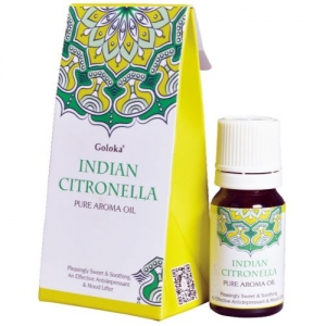 GOLOKA FRAGRANT OIL - Citronella 10ml