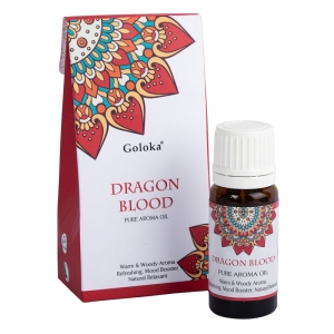 GOLOKA FRAGRANT OIL - Dragon Blood 10ml