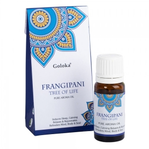 GOLOKA FRAGRANT OIL - Frangipani 10ml
