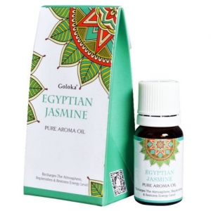 GOLOKA FRAGRANT OIL - Egyptian Jasmine 10ml