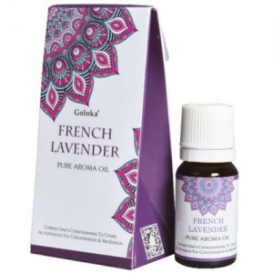 GOLOKA FRAGRANT OIL - French Lavender 10ml
