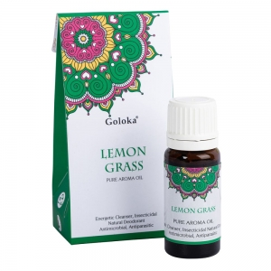 GOLOKA FRAGRANT OIL - Lemongrass 10ml