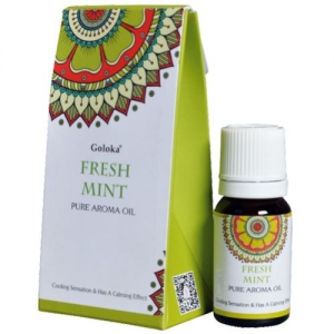 GOLOKA FRAGRANT OIL - Fresh Mint 10ml