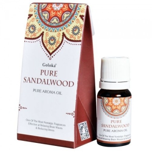 GOLOKA FRAGRANT OIL - Sandalwood 10ml