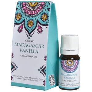 GOLOKA FRAGRANT OIL - Madagascar Vanilla 10ml