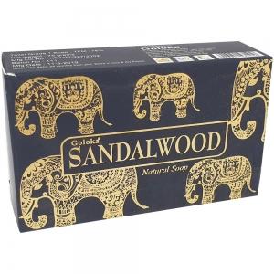 SOAP - GOLOKA Sandalwood 75gms