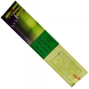 GOLOKA INCENSE - Aromatherapy Lemongrass 15gms