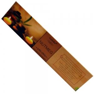 GOLOKA INCENSE - Aromatherapy Nutmeg 15gms