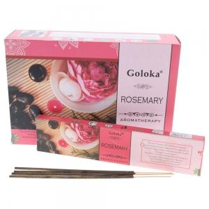 GOLOKA INCENSE - Aromatherapy Rosemary 15gms