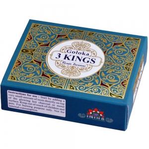 GOLOKA RESINS - 3 Kings 50gms
