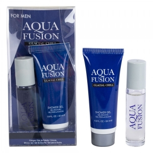 GIFT SET - AQUA FUSION Perfume and Shower Gel