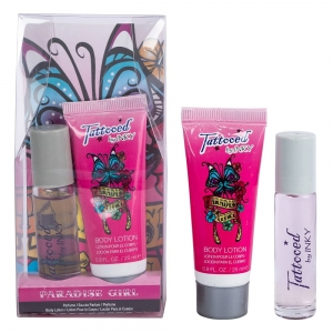 GIFT SET - TATTOOED Perfume and Body Lotion